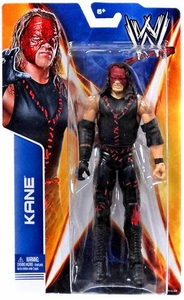 Mattel WWE Wrestling Basic Signature Series 2014 Action Figure Kane
