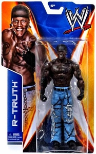 Mattel WWE Wrestling Basic Signature Series 2014 Action Figure R-Truth
