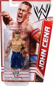 Mattel WWE Wrestling Basic Signature Series 3 Action Figure John Cena