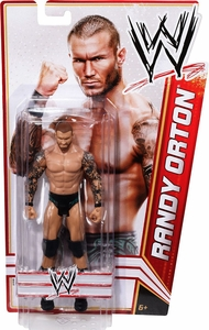 Mattel WWE Wrestling Basic Signature Series 3 Action Figure Randy Orton