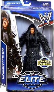 Mattel WWE Wrestling Elite Series 27 Action Figure Undertaker [Entrance Robe!]