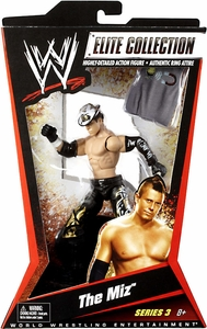Mattel WWE Wrestling Elite Series 3 Action Figure The Miz
