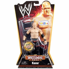 Mattel WWE Wrestling Exclusive WrestleMania 26 Action Figure Kane