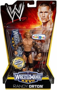 Mattel WWE Wrestling Exclusive WrestleMania 27 Action Figure Randy Orton BLOWOUT SALE!