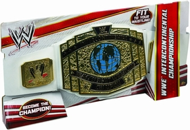 Mattel WWE Wrestling Intercontinental Championship Belt