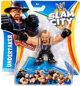 Mattel WWE Wrestling Slam City Action Figure Undertaker New!