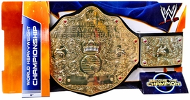Mattel WWE Wrestling World Heavyweight Championship Belt [Random Package, Same Exact Belt!]