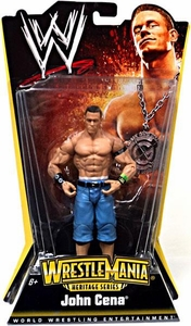 Mattel WWE Wrestling WrestleMania 21 Heritage Series 1 Action Figure John Cena BLOWOUT SALE!