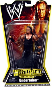 Mattel WWE Wrestling WrestleMania 24 Heritage Series 1 Action Figure Undertaker BLOWOUT SALE!