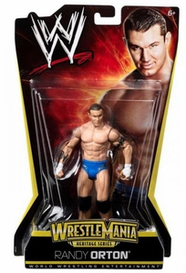 Mattel WWE Wrestling WrestleMania Heritage Series 2 Action Figure Randy Orton