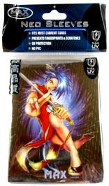 Max Protection Card Supplies Standard Card Sleeves Kung Fu Girl [50 Count]