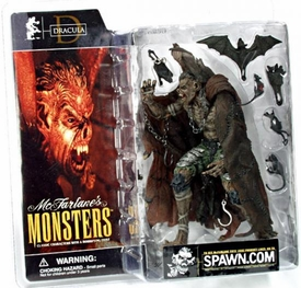 McFarlane Monsters Series 1 Action Figure Dracula [Clean Package]
