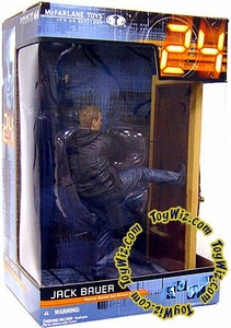 McFarlane Toys 24 Special Edition Action Figure Deluxe Boxed Set #2 with Jack Bauer