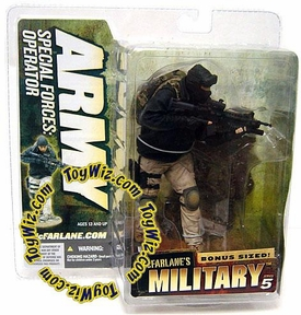 McFarlane Toys Action Figures Military Soldiers Series 5