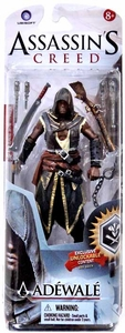 McFarlane Toys Assassin's Creed Series 2 Action Figure Adewale [Unlocks Game Content] New!