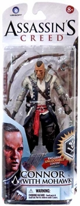 McFarlane Toys Assassin's Creed Series 2 Action Figure Connor with Mohawk [Unlocks Game Content] New!