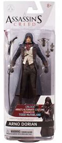 McFarlane Toys Assassin's Creed Series 3 Action Figure Secret Assassin [Unlocks Game Content] Pre-Order ships November