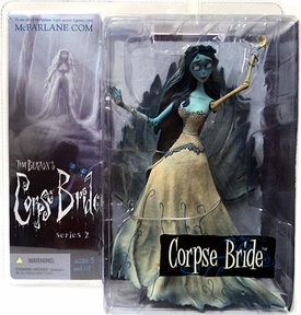 McFarlane Toys Corpse Bride Series 2 Action Figure Corpse Bride