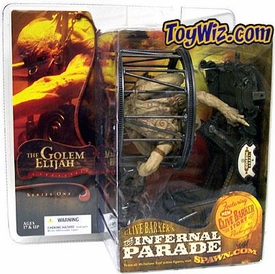 McFarlane Toys Infernal Parade Action Figure Golem Elijah the Wildman