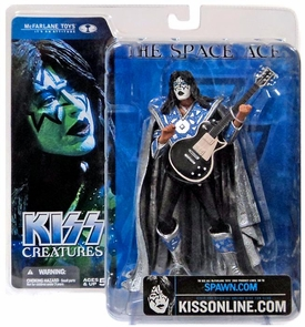 McFarlane Toys Kiss Creatures The Space Ace