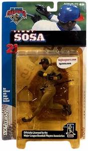McFarlane Toys MLB Sports Picks Club Exclusive Big League Challenge Action Figure Sammy Sosa Damaged Package, Mint Contents!