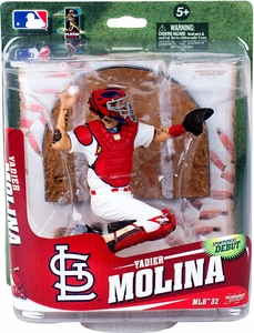 McFarlane Toys MLB Sports Picks Series 32 Action Figure Yadier Molina (St. Louis Cardinals)