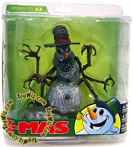 McFarlane Toys Monsters Series 5 Twisted X-Mas Tales Action Figure Snowman