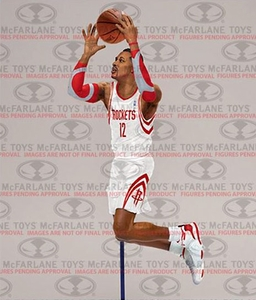 McFarlane Toys NBA Sports Picks Series 25 Action Figure Dwight Howard (Houston Rockets) White Uniform Pre-Order ships November