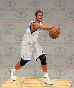McFarlane Toys NBA Sports Picks Series 25 Action Figure Michael Carter-Williams (Philadelphia 76ers) White Uniform Pre-Order ships November