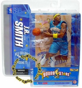 McFarlane Toys NBA Sports Picks Young Stars Exclusive Action Figure J.R. Smith (New Orleans Hornets)