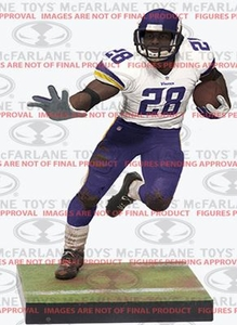 McFarlane Toys NFL Sports Picks Series 34 Action Figure Adrian Peterson (Minnesota Vikings) Pre-Order ships July