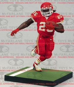 McFarlane Toys NFL Sports Picks Series 34 Action Figure Jamaal Charles (Kansas City Chiefs) Pre-Order ships July