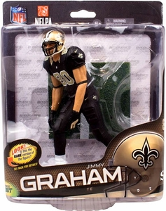 McFarlane Toys NFL Sports Picks Series 34 Action Figure Jimmy Graham (New Orleans Saints) Pre-Order ships August
