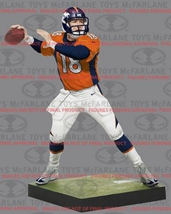 McFarlane Toys NFL Sports Picks Series 34 Action Figure Peyton Manning (Denver Broncos) Pre-Order ships July