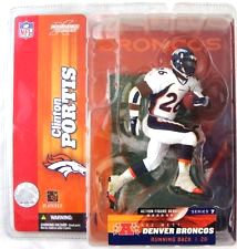 McFarlane Toys NFL Sports Picks Series 7 Action Figure Clinton Portis (Denver Broncos) White Jersey Variant BLOWOUT SALE!