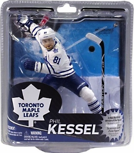 McFarlane Toys NHL Sports Picks Series 31 Action Figure Phil Kessel (Toronto Maple Leafs) White Jersey Collector Level Only 2,000 Made!
