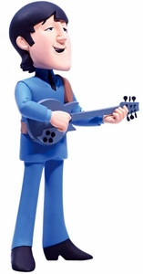 McFarlane Toys Rock 'n Roll Beatles Saturday Morning Cartoon Action Figure John Lennon