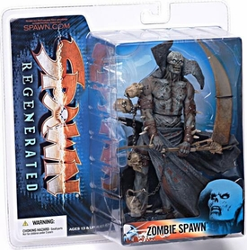 McFarlane Toys Spawn Series 28 Regenerated Action Figure Zombie Spawn
