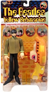 McFarlane Toys The Beatles Yellow Submarine Series 1 Figure George [with Yellow Submarine]