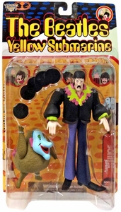 McFarlane Toys The Beatles Yellow Submarine Series 1 Figure John [with Jeremy ]