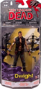 McFarlane Toys Walking Dead COMIC Series 3 Action Figure Dwight Pre-Order ships July