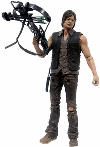 McFarlane Toys Walking Dead TV LOOSE Action Figure Daryl Dixon & Crossbow