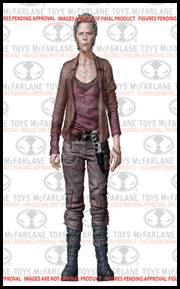 McFarlane Toys Walking Dead TV Series 6 Action Figure Carol Peletier Hot! Pre-Order ships October