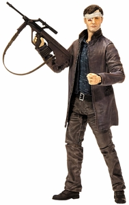 McFarlane Toys Walking Dead TV Series 6 Action Figure Governor with Long Coat Pre-Order ships November