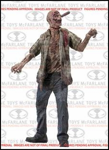 McFarlane Toys Walking Dead TV Series 6 Action Figure RV Walker Pre-Order ships October
