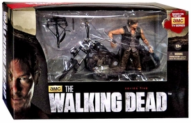 McFarlane Toys Walking Dead TV Series Deluxe Action Figure Set Daryl Dixon & Chopper New MEGA Hot!