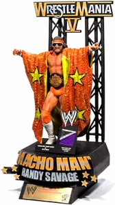 McFarlane WWE Resin Statue Macho Man Randy Savage New!