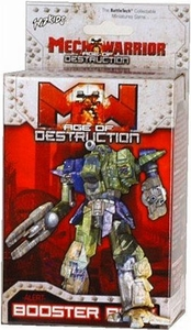 MechWarrior Age of Destruction Booster Pack