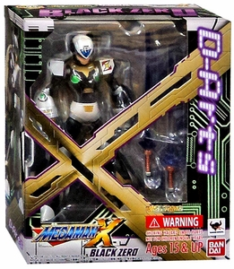 Mega Man X D-Arts 5 Inch Action Figure Zero [2nd Version] [Black Armor] New!