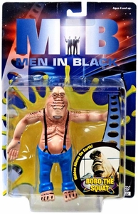 Men In Black Bendable Action Figure BoBo The Squat